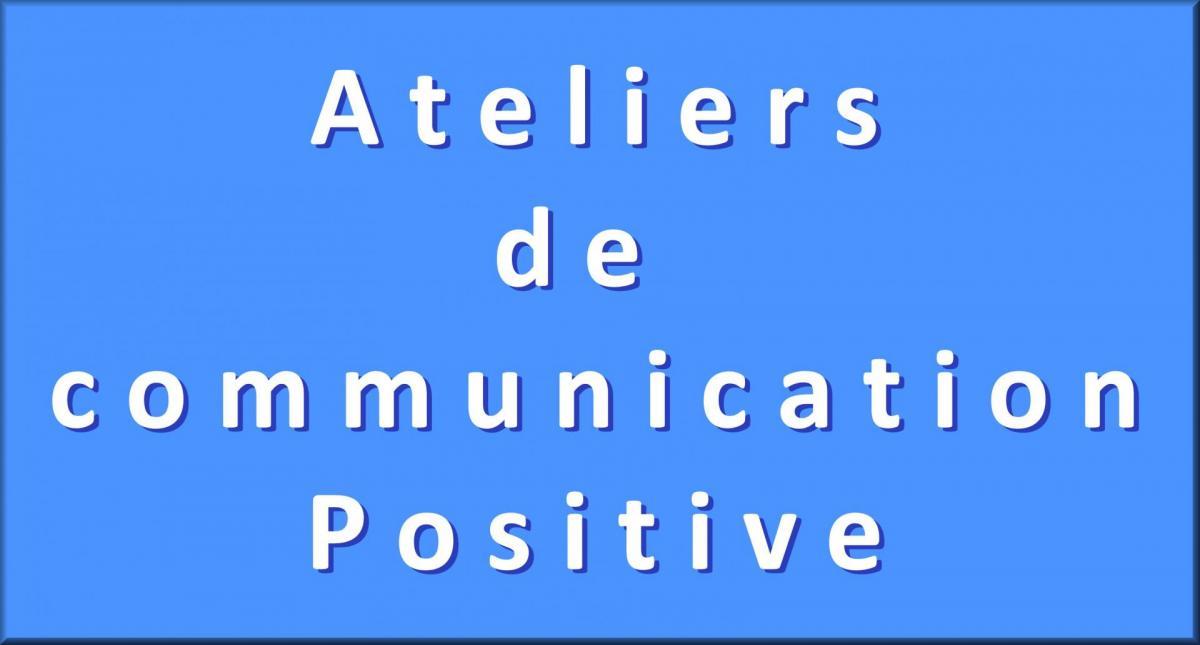 Ateliers de com positive