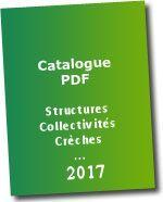 Catalogue pdf structures 2017