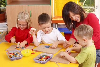 Enfants ecole maternelle 1