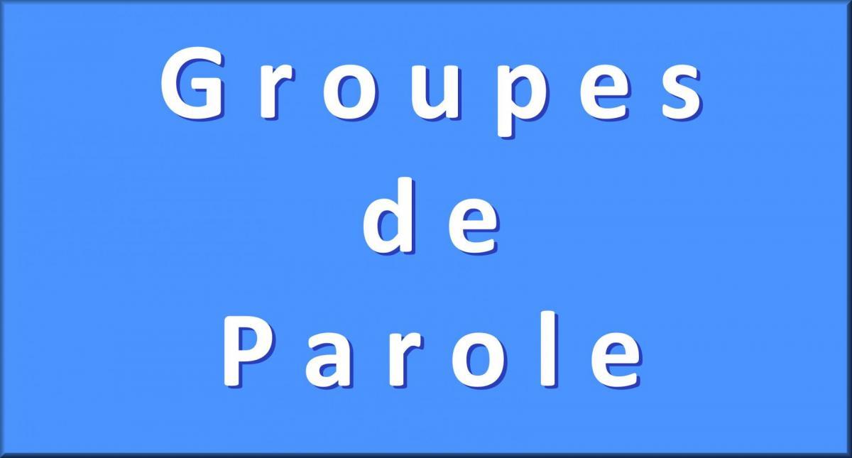 Groupes de paroles 3