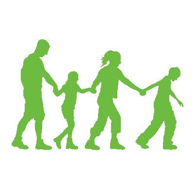 Famille vert 1