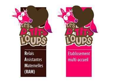 Logo ptits loups